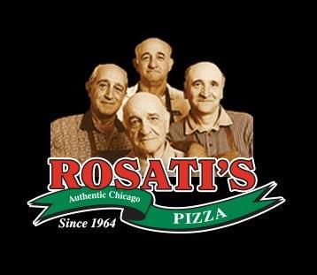 Photo at Rosati's Pizza
