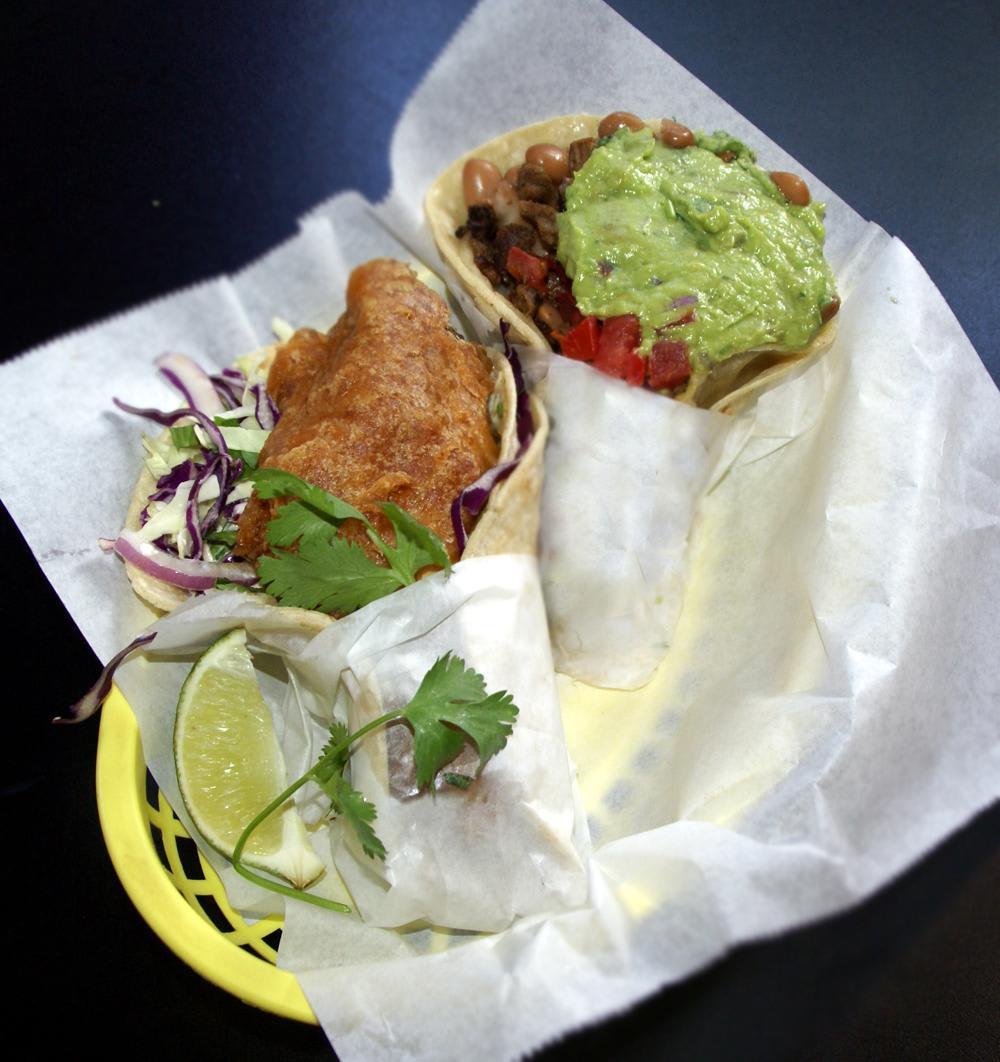 Photo at Nick's Crispy Tacos