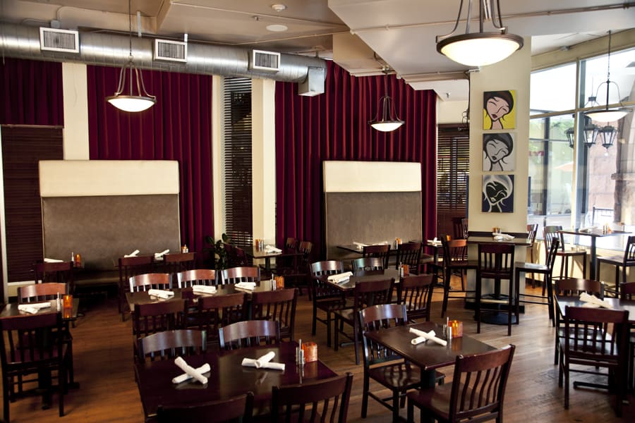 Dining Area at Appaloosa Grill