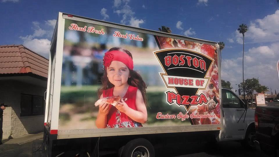 Photo at Boston House of Pizza