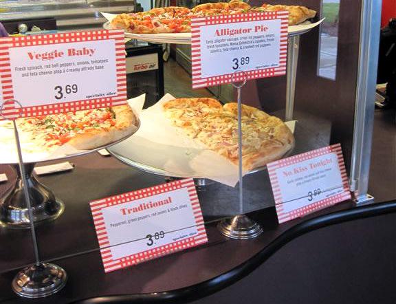 Schmizza Slices at Pizza Schmizza