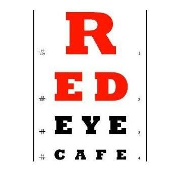 Photo at Red Eye Cafe