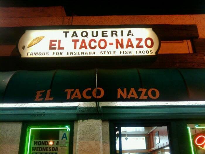 Photo at El Taco-nazo