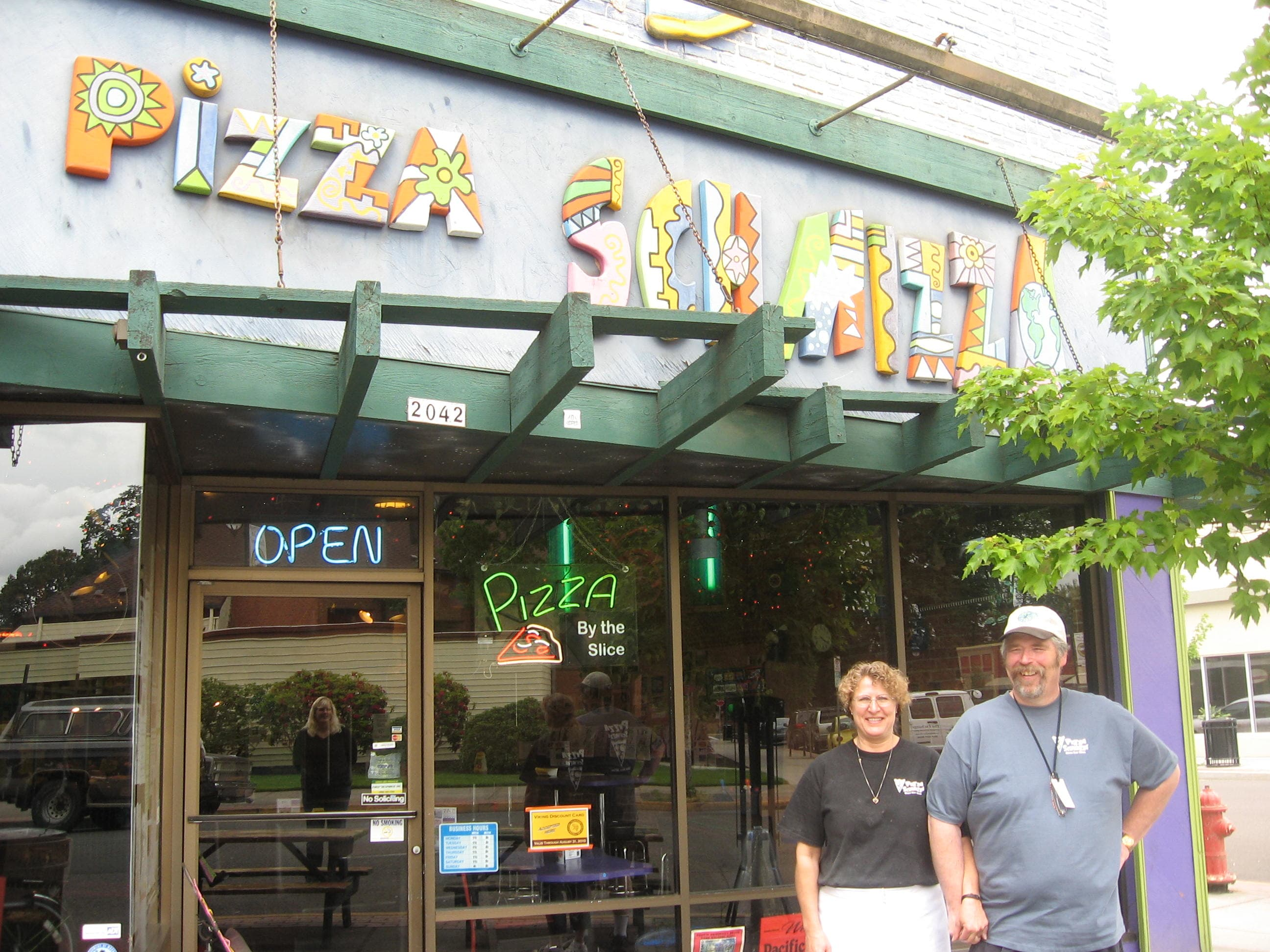 Forest Grove Store at Pizza Schmizza