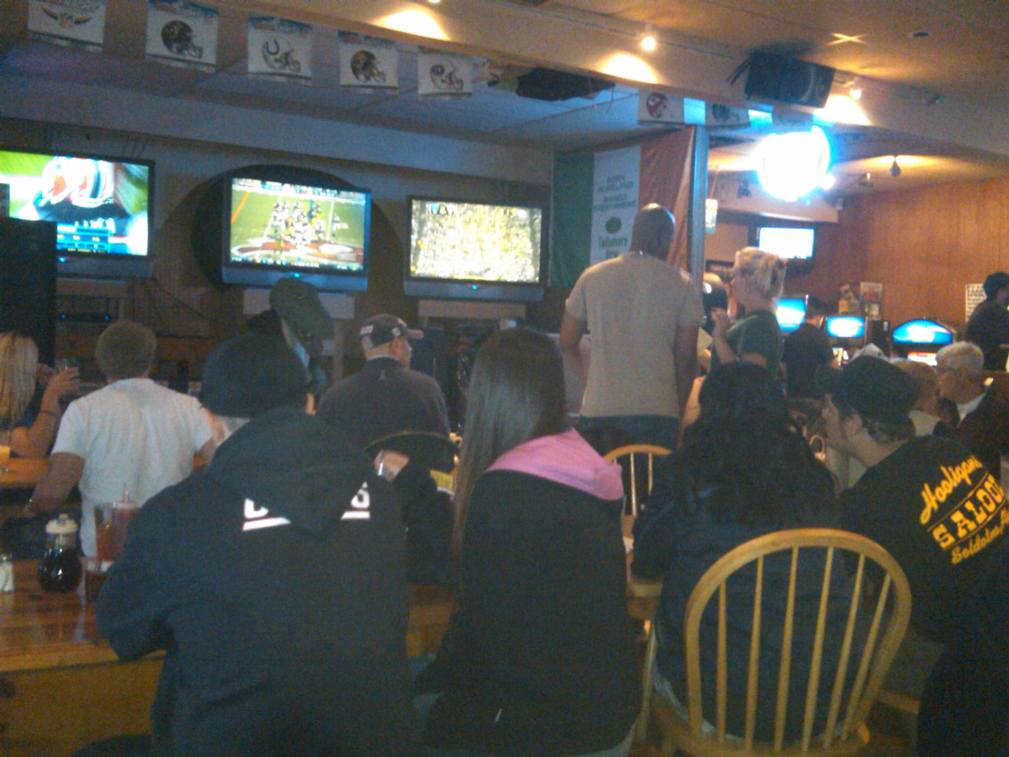 Catch the Big Game at Gators Pub & Eatery