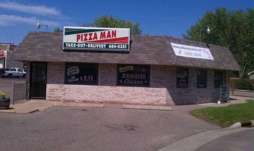 Photo at Pizza Man