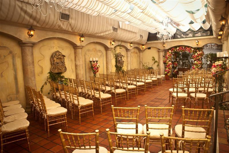 Wedding Ceremony at Il Cielo