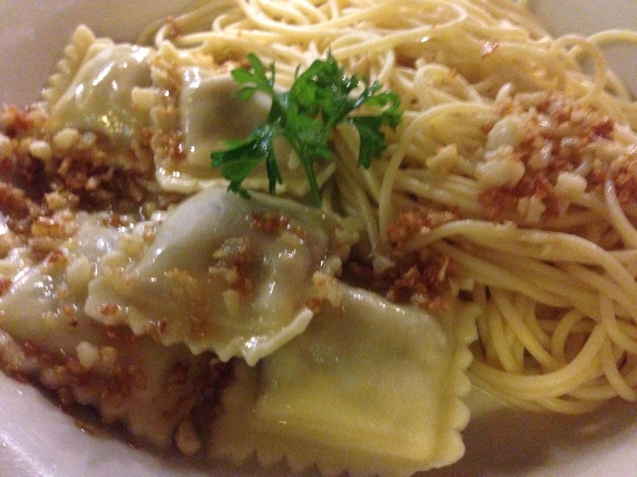 In Garlic & Oil at Antonio's Pizzeria & Italian Restaurant