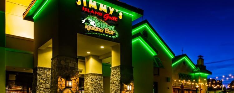 Photo at Jimmy's Island Grill & Iguana Bar