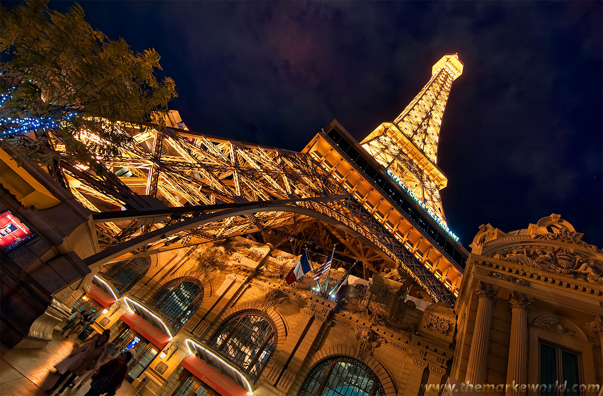 Eiffel Tower Restaurant at Eiffel Tower