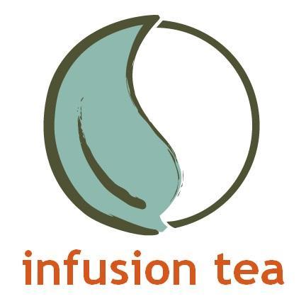 logo at Infusion Tea