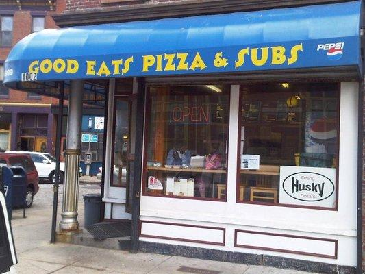 Good Eats Pizza & Subs