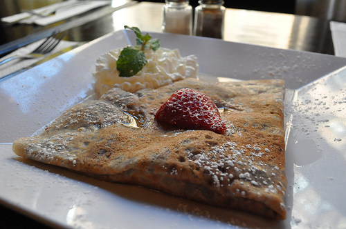 Photo at Crooked Tree Creperie
