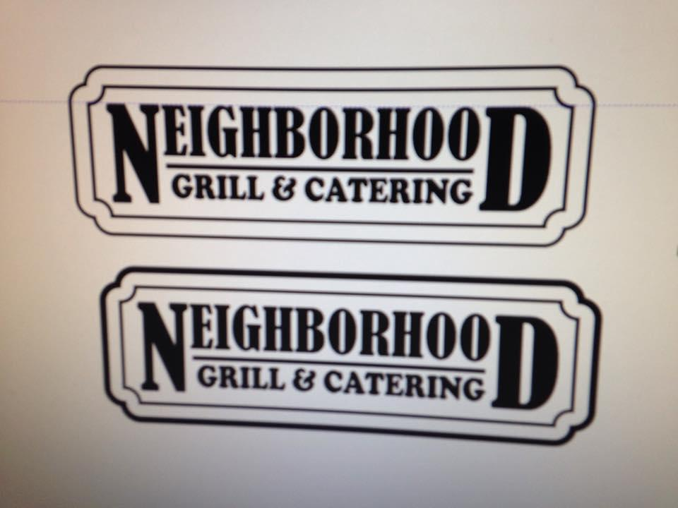 Photo at Neighborhood Grill & Catering