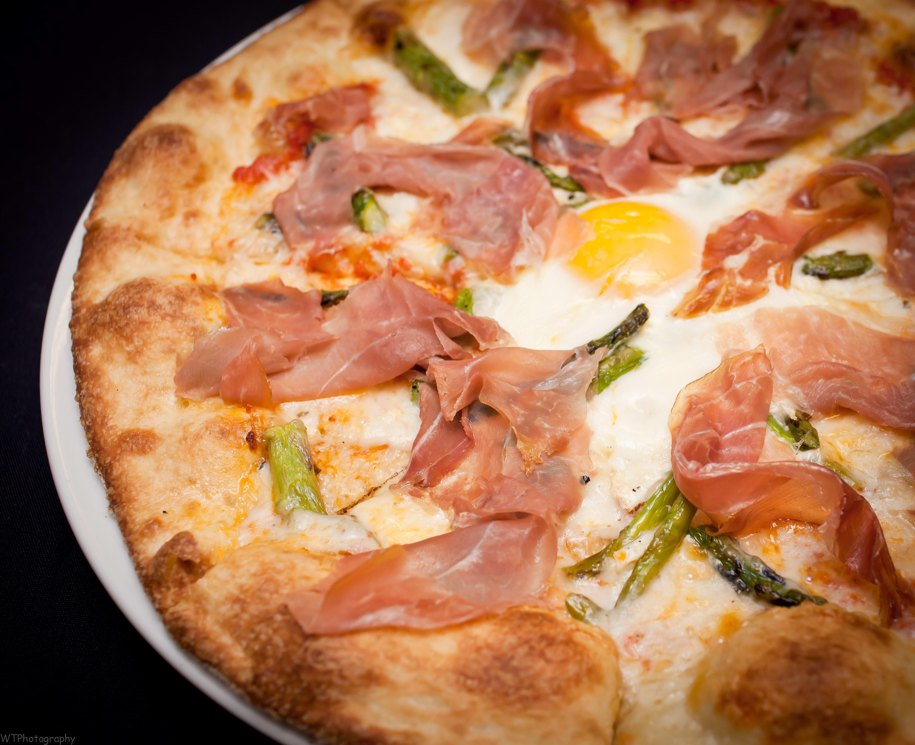 Tuscan Pizza at TusCa