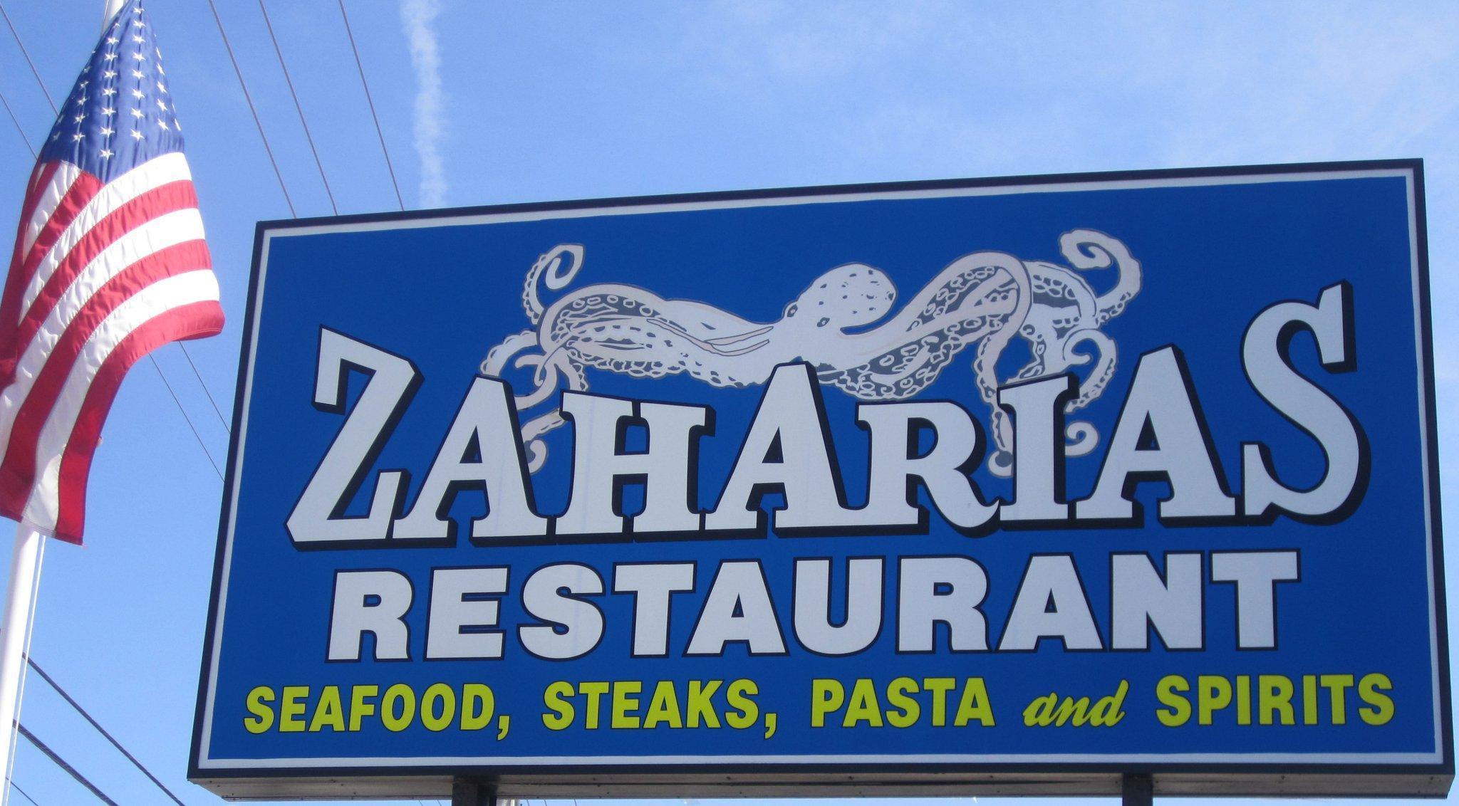 Zaharias Restaurant