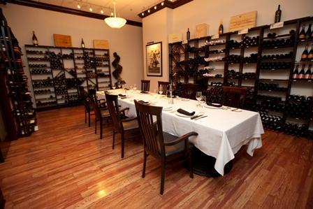 Private Dining - The Wine Room Photo 3