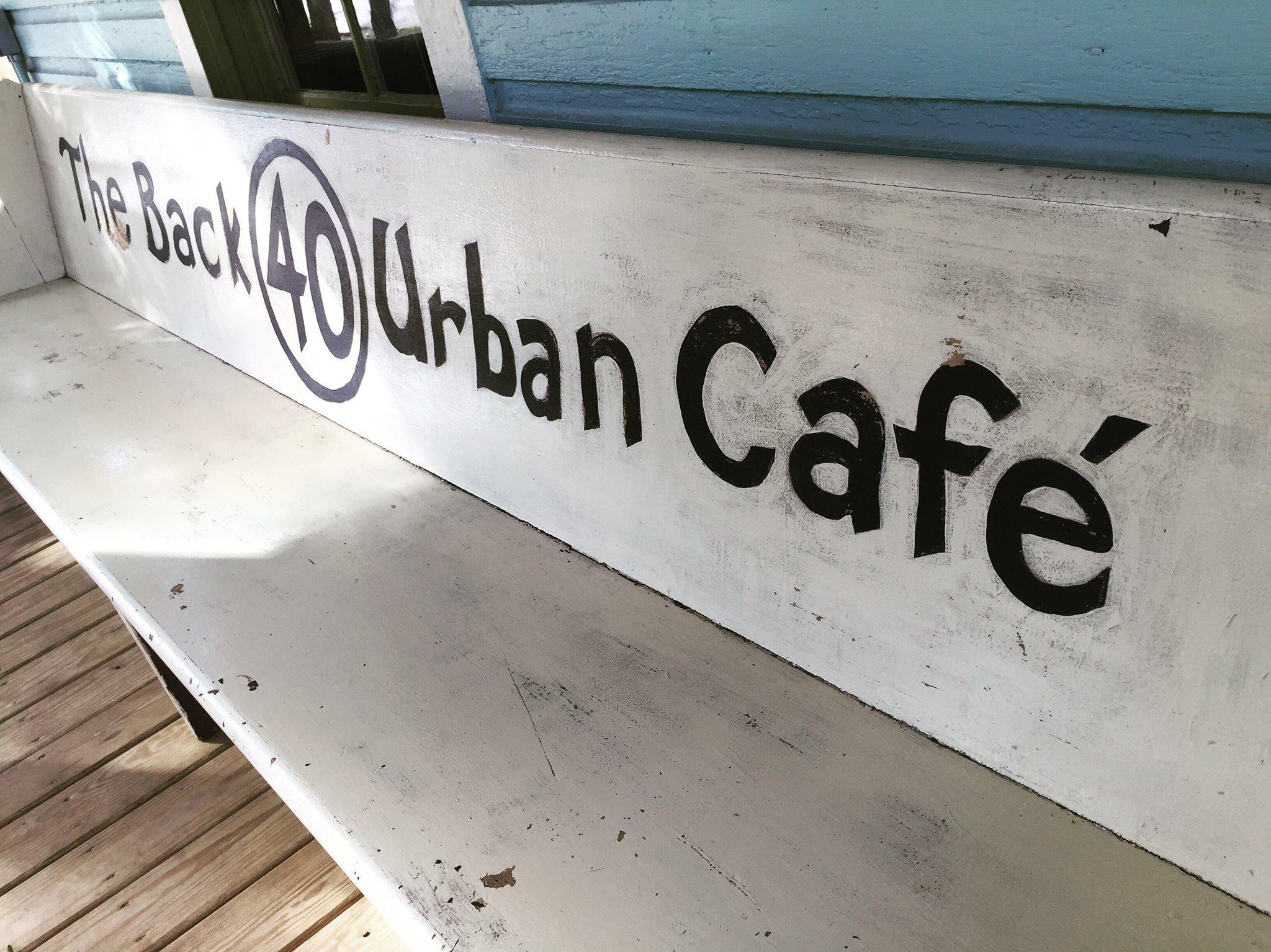 Back 40 Urban Cafe