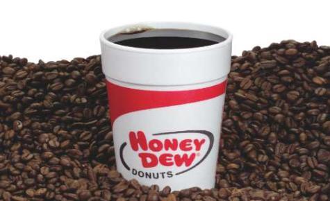 PhotoSPp3d at Honey Dew Donuts