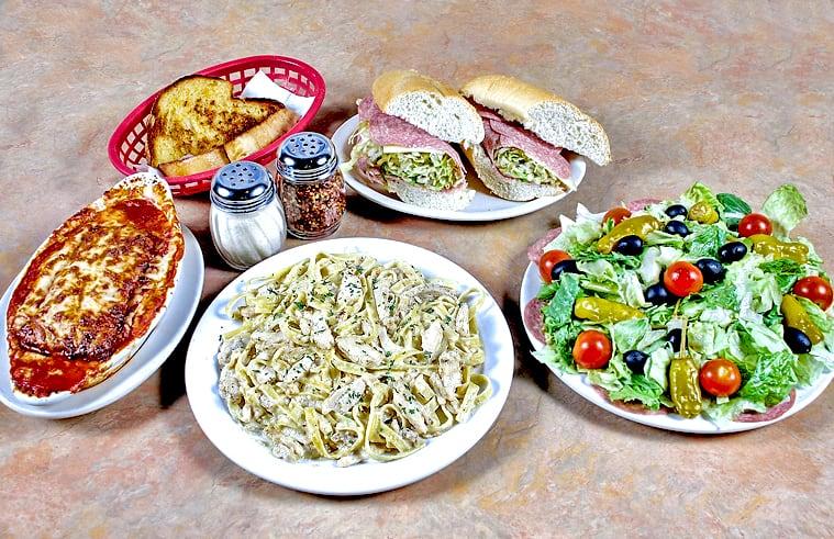 Great Food at La Bella Pizza Garden