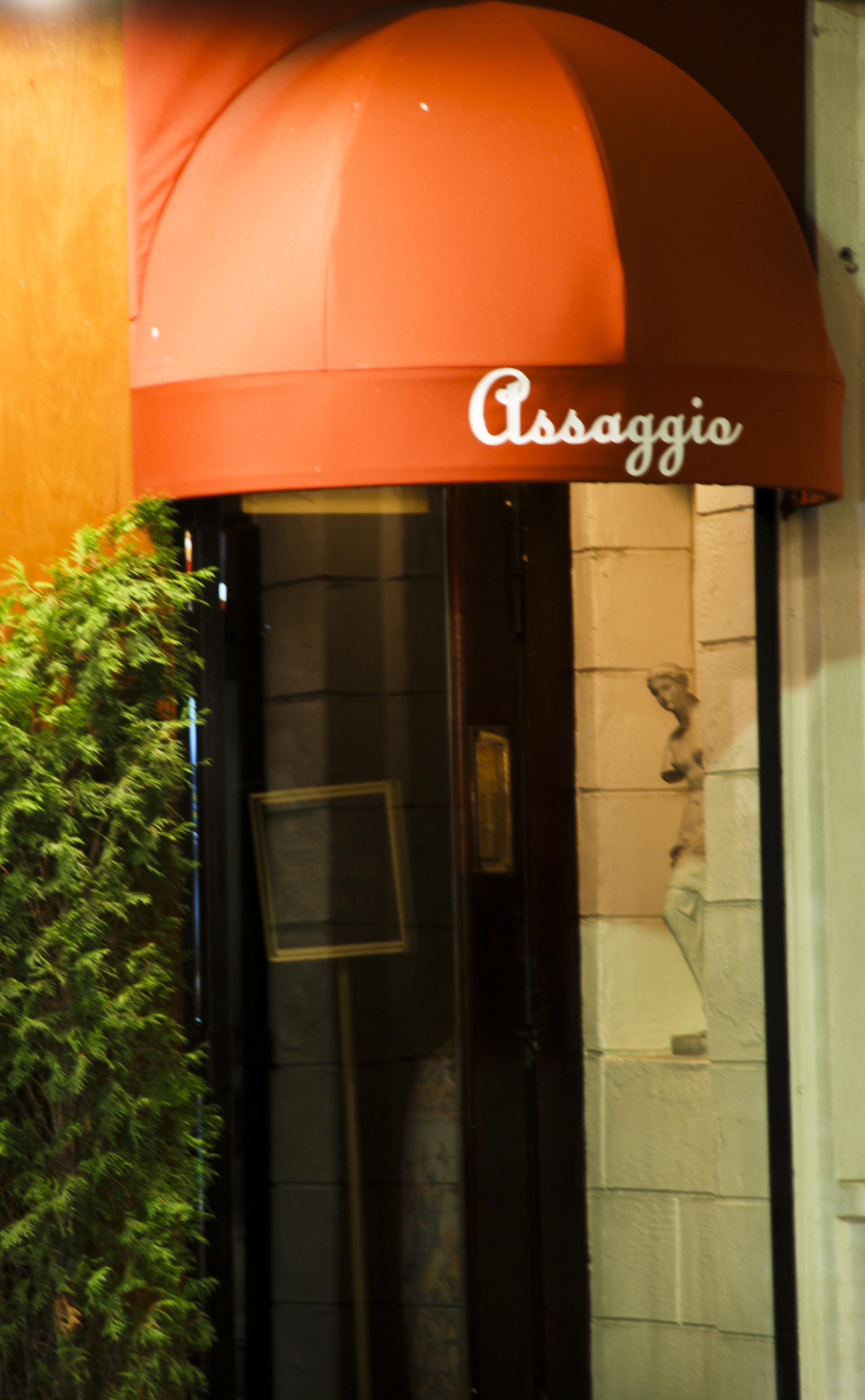 Photo at Assaggio