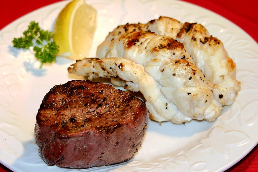 Steak & Lobster at Hitching Post