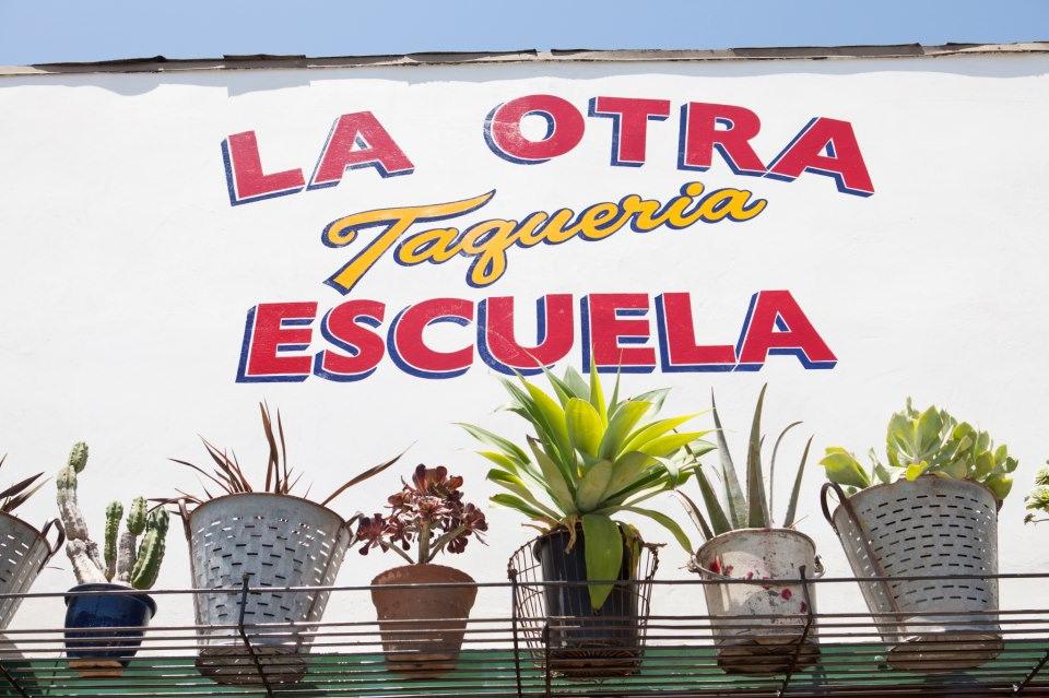 taqueria at Cobras & Matadors