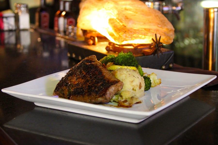 Top Sirloin 8oz. at Y.O. Ranch Steakhouse
