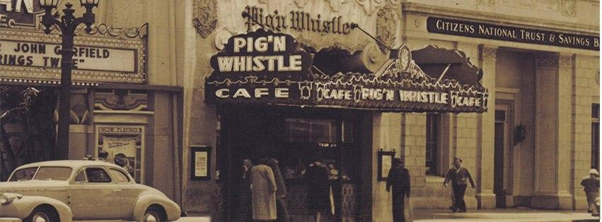 Photo at Pig 'n Whistle