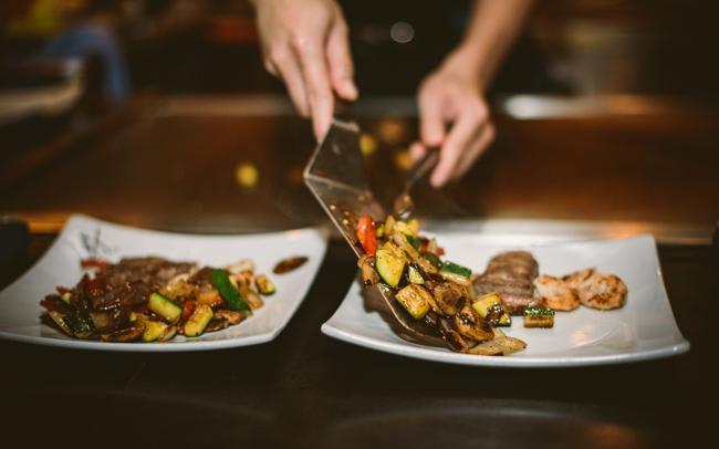 Photo at Musashi's Japanese Steakhouse