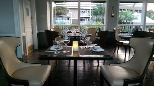 Dining Room overlooking the Marina at Breakwater Steak, Jazz & Seafood (CLOSED)