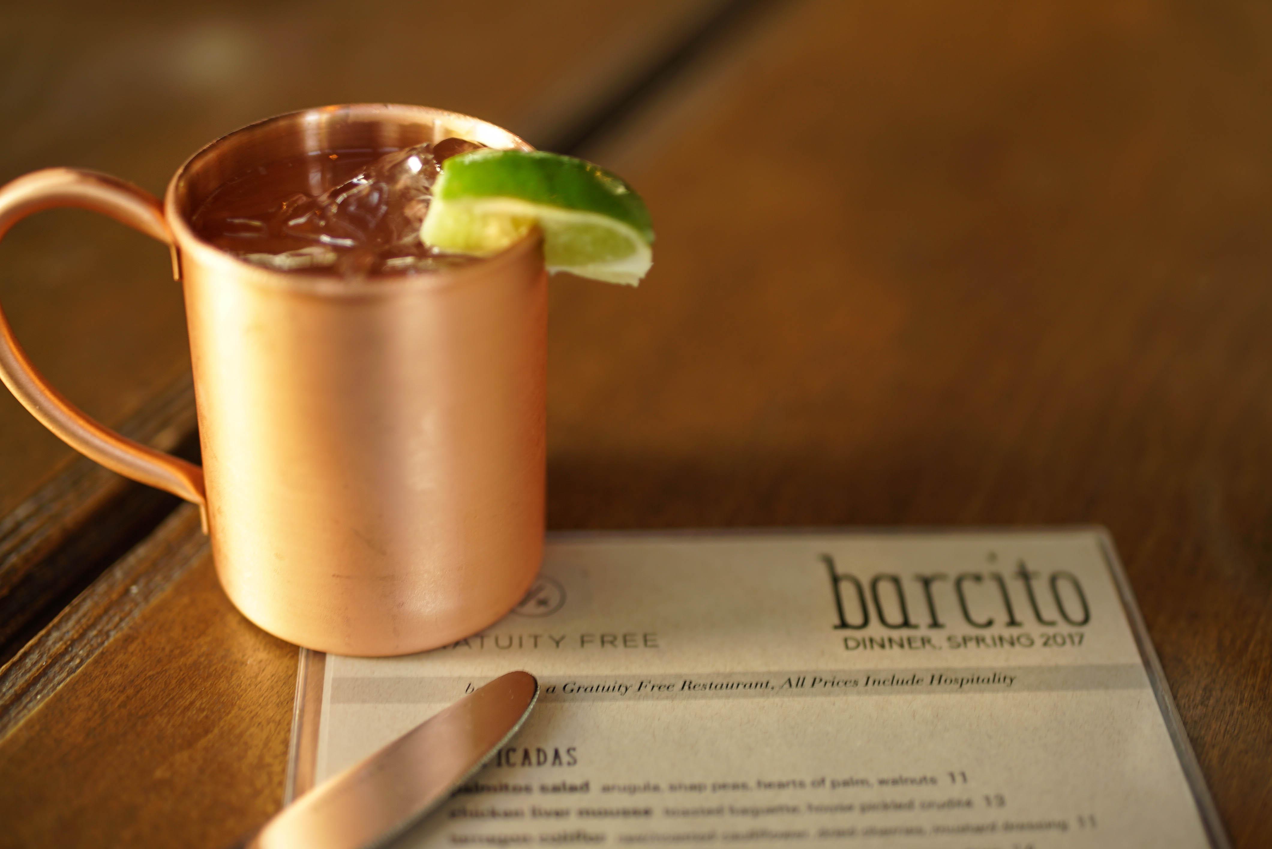 Photo at Barcito