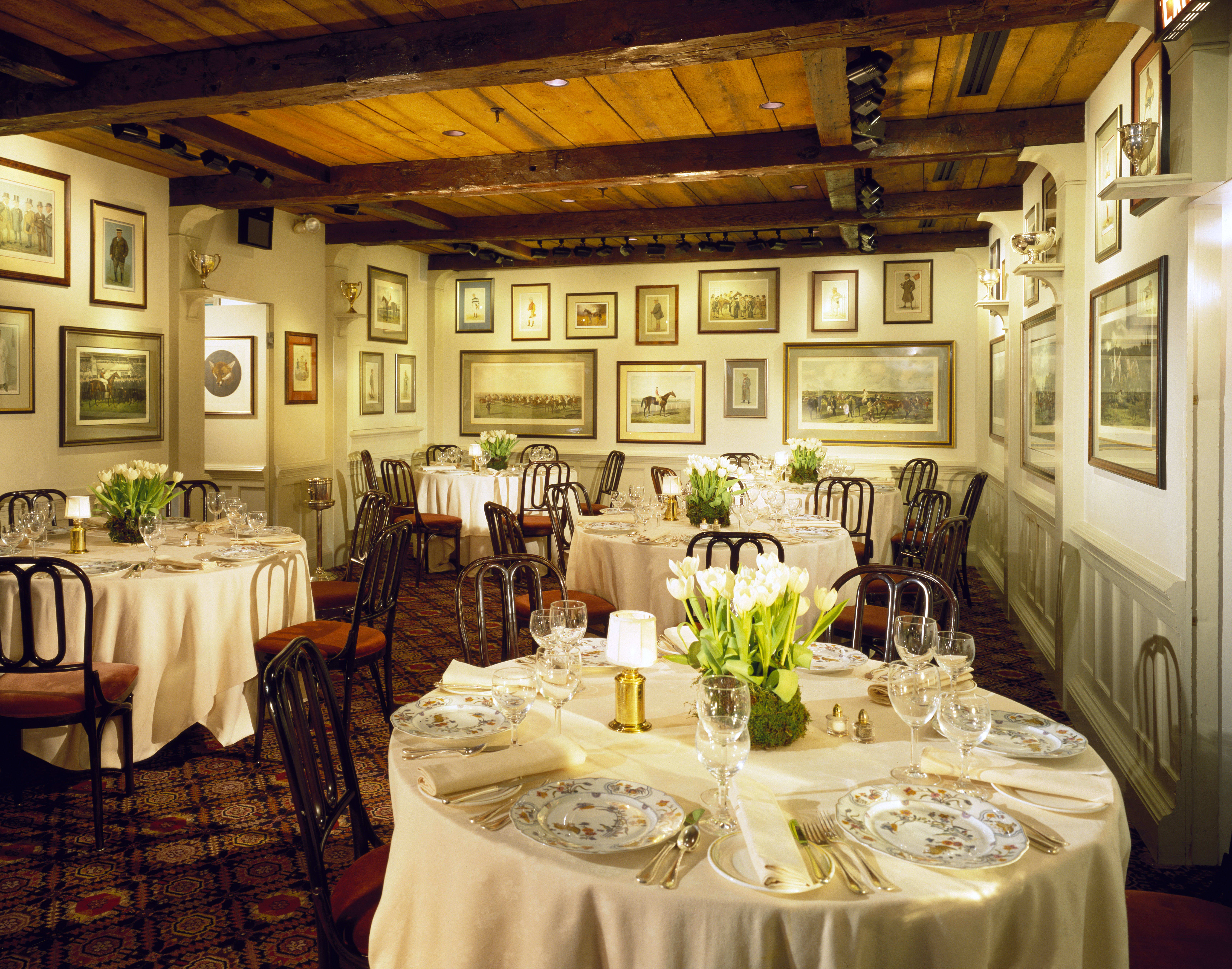 Middleburg Room at 1789 Restaurant