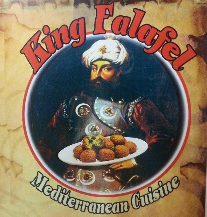 Photo at King Falafel