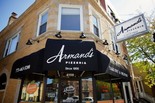 Photo at Armand's Pizzeria
