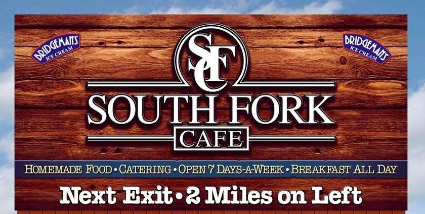 Photo at South Fork Cafe