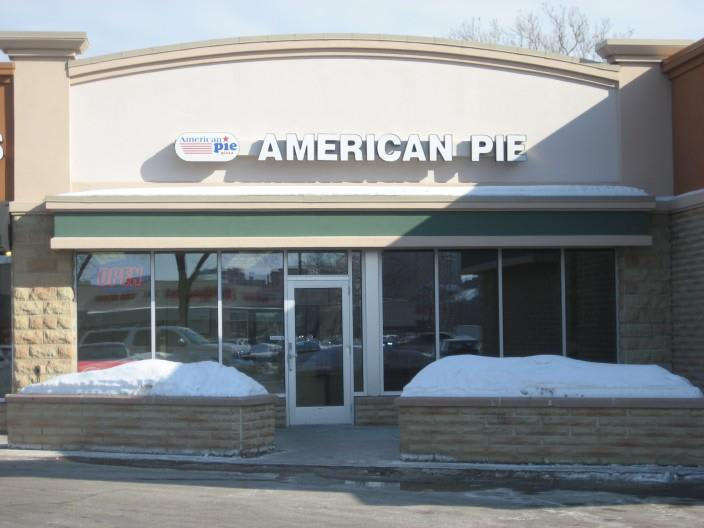 american pizza at American Pie Pizza