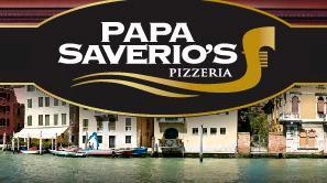 papa saverios at Papa Saverio's Pizzeria