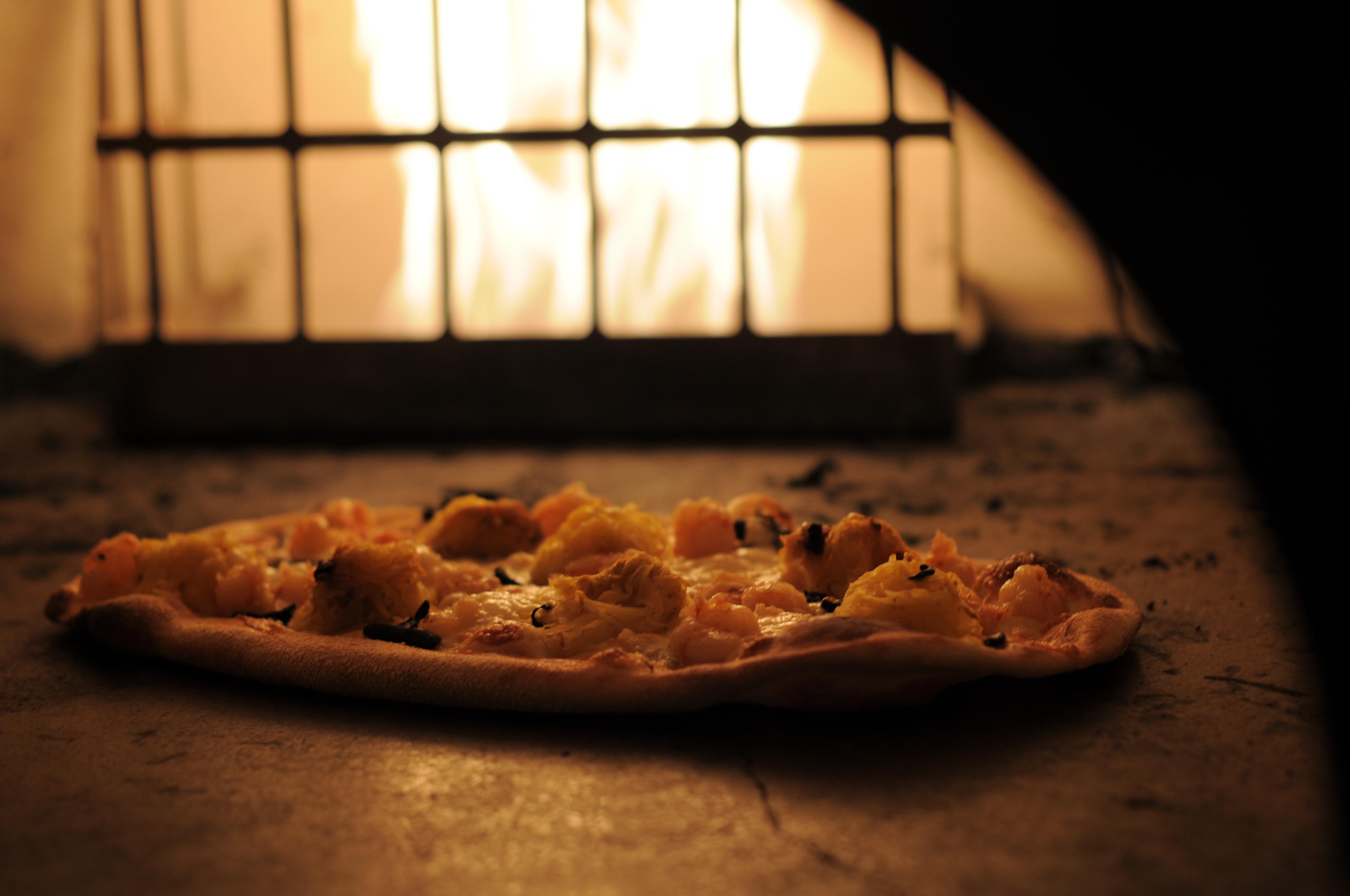 Firebread at The Pomegranate Bistro