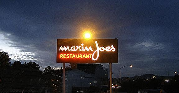 Photo at Marin Joe's Restaurant