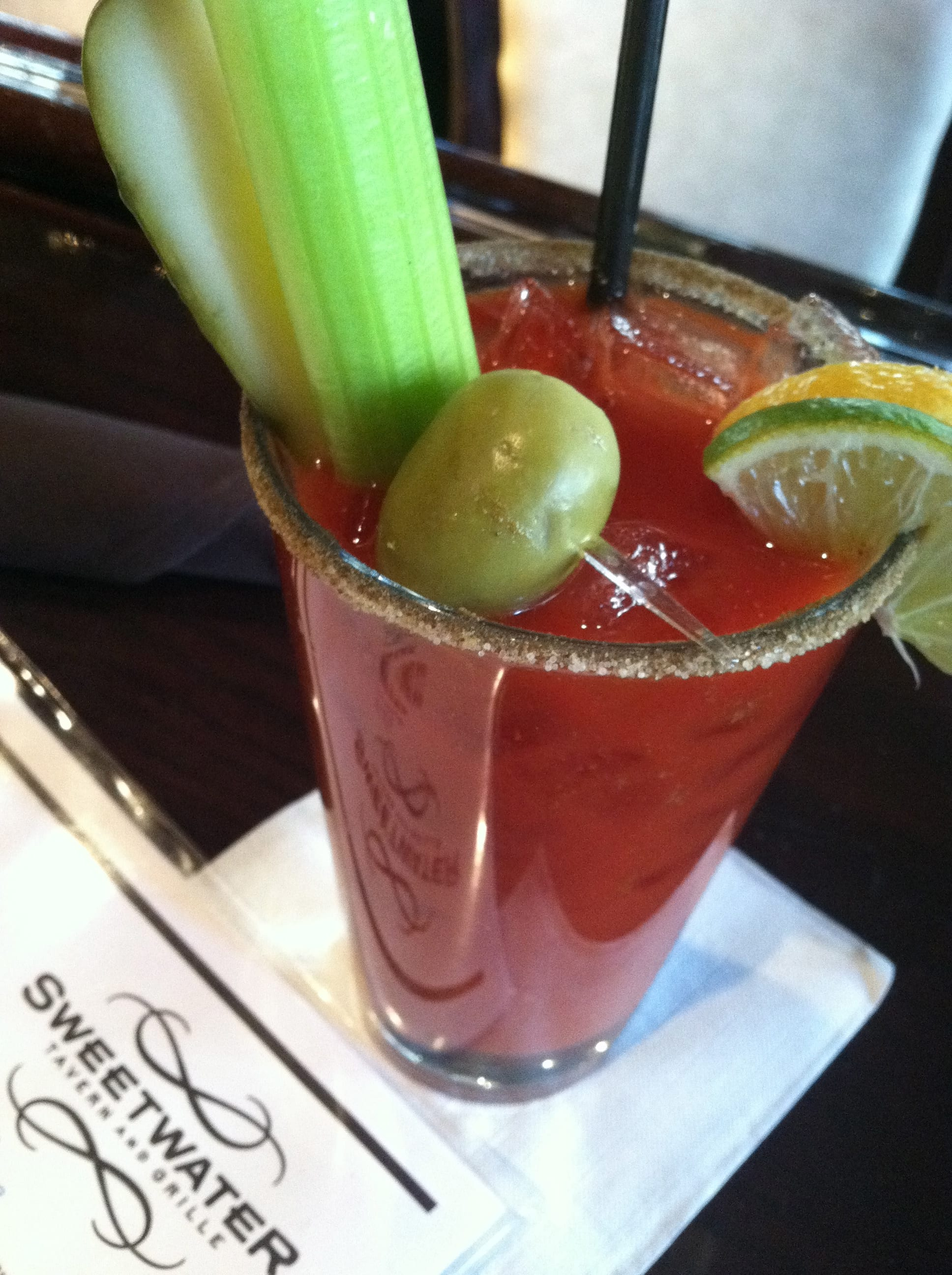 Bloody at Sweetwater Tavern and Grille