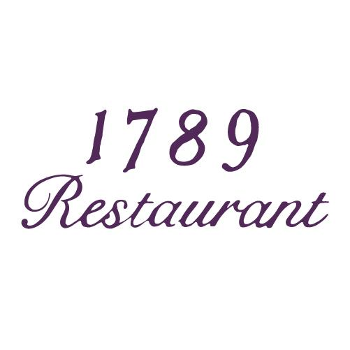 sdf at 1789 Restaurant