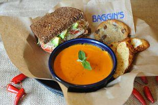Photo at Baggins Gourmet Sandwiches downtown