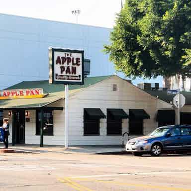 Photo at Apple Pan