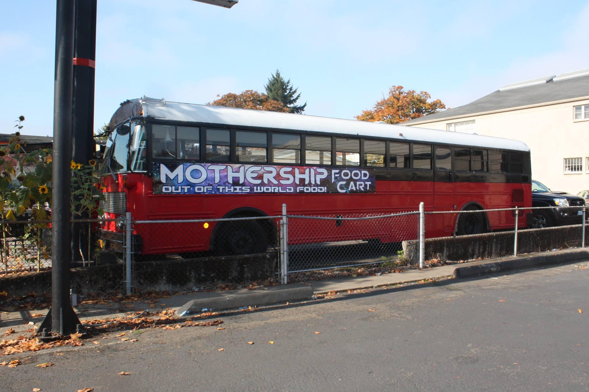 Photo at Mother Ship Food Cart