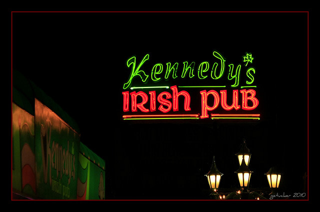 IMAGE at Kennedy's Irish Pub
