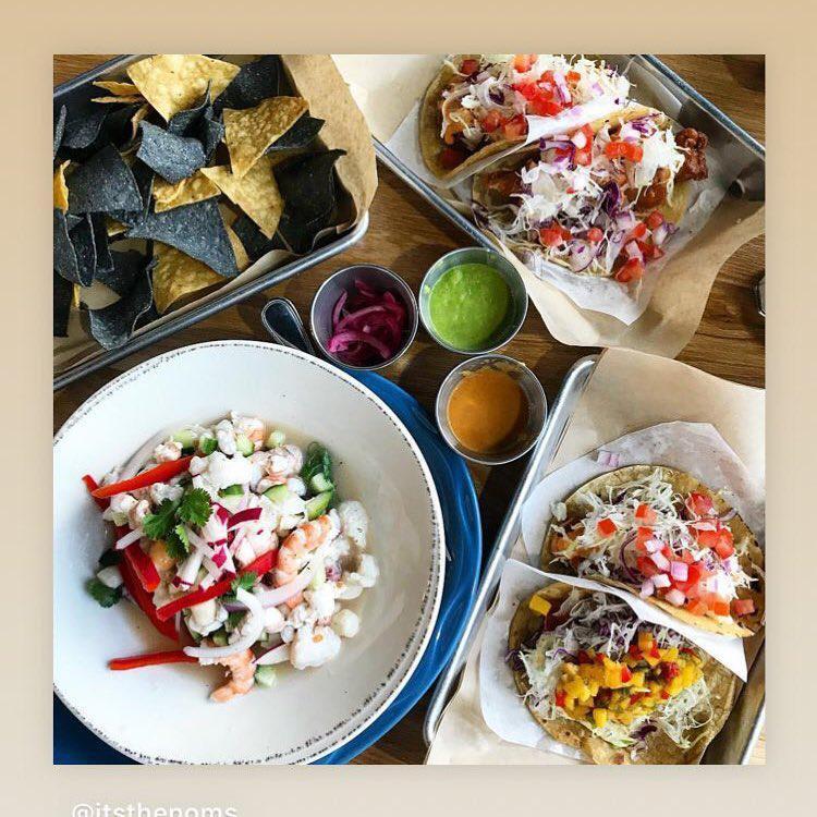 Photo at Grand Fish Tacos & Ceviche