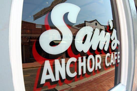 PhotoSPY2B at Sam's Anchor Cafe
