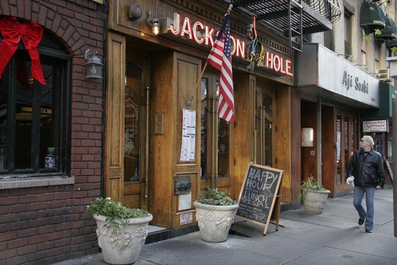 Photo at Jackson Hole--Third Avenue