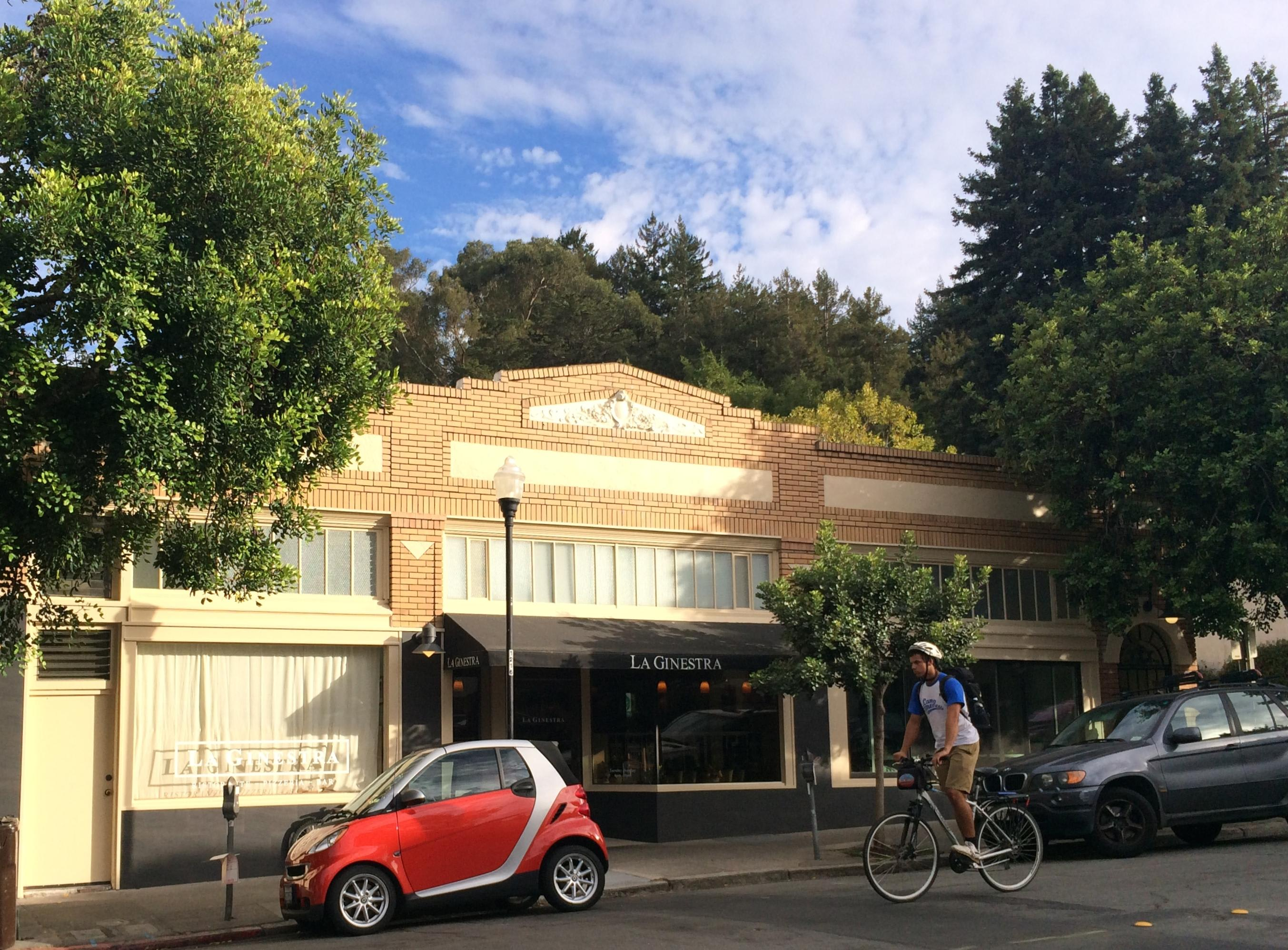 Photo at La Ginestra